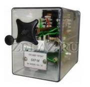 Блок конденсаторов и резисторов БКР-М - фото