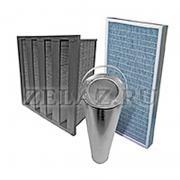 Фильтры угольные для промышленной вентиляции - фото