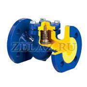 Клапан обратный фланцевый арт. 287 ZETKAMA - фото