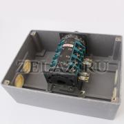 Рубильник QS5-100P/4 - вид сверху