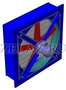 Вентиляторы осевые ВО 10-360 - фото