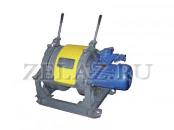 Лебедка шахтная вспомогательная 1ЛШВ-01 - фото