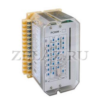 Однофазные реле максимального тока РС80М