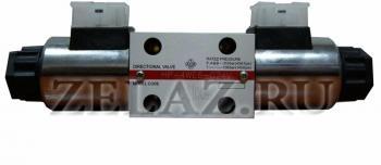 Гидрораспределитель с электроуправлением - DN06 - фото