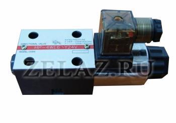 Гидрораспределитель с электроуправлением - DN06