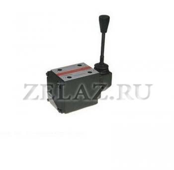 Гидрораспределитель плитового монтажа с ручным управлением ED2-HP E-4WMM10 фото 1
