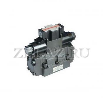 Гидрораспределитель с электро-гидравлическим управлением HP-4WEH-16-G-D24Z5L фото 1