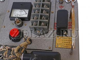 Аппарат серии АЗУР-2 (вид сверху)