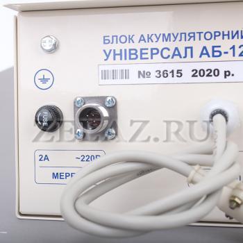 Блок бесперебойного питания АБ-12 для вычислителей Универсал фото 1
