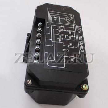 Блок питания ПИЖЦ 656121.008 для устройства КРУВ-6 - фото 2