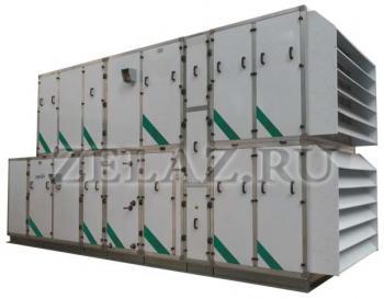 Кондиционеры центральные каркасно-панельные КЦКП фото 1