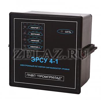 Регулятор-сигнализатор ЭРСУ-4-1 - фото