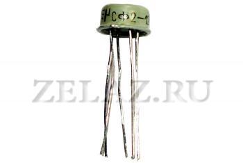 Фоторезистор СФ2–12 - фото