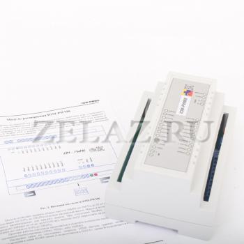 IOM-PWM8 модуль - фото с паспортом