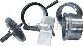 Калибры для соединений с трапецеидальной резьбой обсадных труб, муфт - фото