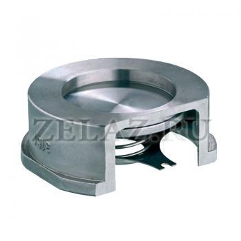 Клапан обратный дисковый межфланцевый арт. 275 ZETKAMA - фото