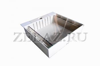 Кормушка потолочная квадратная под стекло - фото