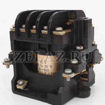 Магнитный пускатель ПМЕ-111В 36В к тестомесильной машине Л4-ХТВ - фото 1