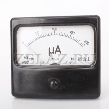 Микроамперметры М901 - фото