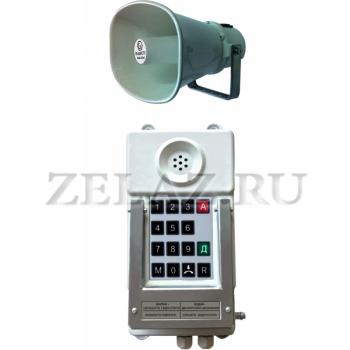 Переговорное устройство взрывозащищенное ТАШ-32ExС - фото