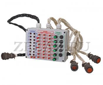 Пульт контроля работоспособности ПКР-1