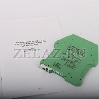 Преобразователь CSG.125.5040.4213.11 с гальванической развязкой - фото 2