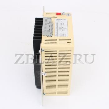 Преобразователь напряжения EX150-110/220C-02 -вид сбоку