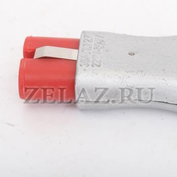 Разъем двухконтактный термостойкий (ZA727Si)-TX1004 фото 3