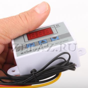 Регулятор температуры XH-W3002 цифровой - фото 1