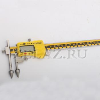 Штангенциркуль для измерения межцентровых расстояний ШЦЦМ-300 фото 2