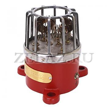 Тепловой пожарный извещатель ДПС-038 - вид сбоку