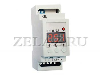 Терморегулятор ТР-16.01 - фото