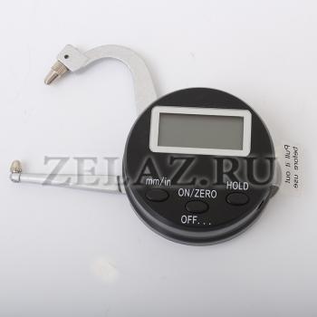 Толщиномер-стенкомер цифровой SK300 (0-25 мм) фото 4