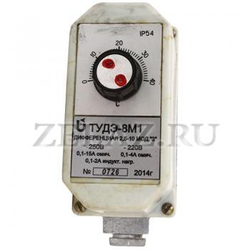 Терморегулятор ТУДЭ-8М1 (3), 251мм - фото