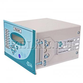 Микропроцессорное устройство РС83-В1