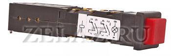 Выключатель ВК-16-19А-22153-40УЗ (вид справа)